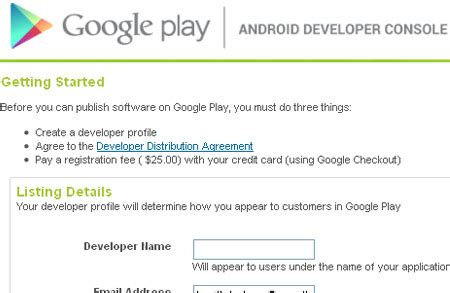 android developer account lets developers from india sell paid apps in play store updated techshout