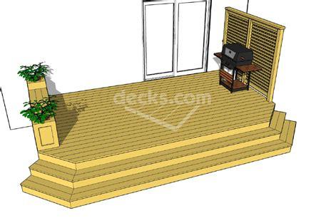 Decks Com Free Plans Patio Design Plans Free