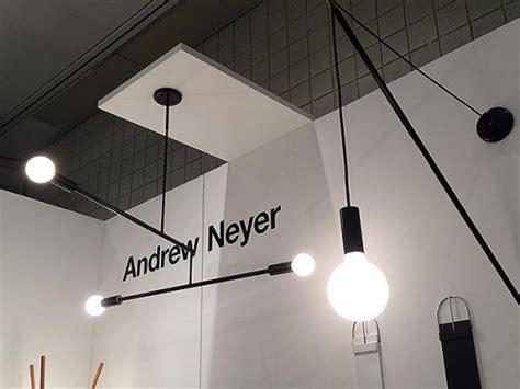 andrew lighting icff 2014 lighting design sponge