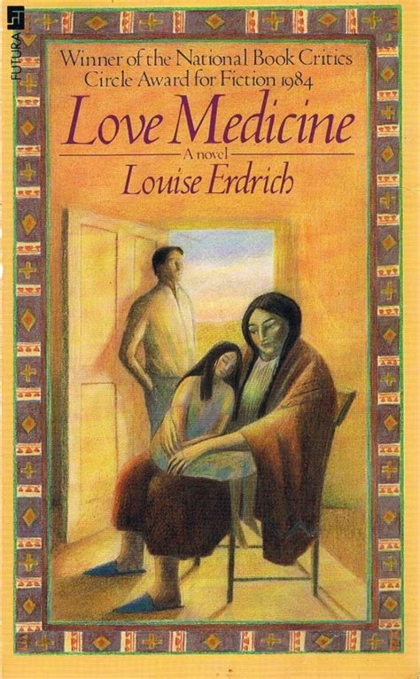 Themes Of Love Medicine | love medicine book cover