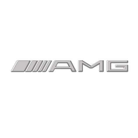 logo mercedes amg amg logo decal