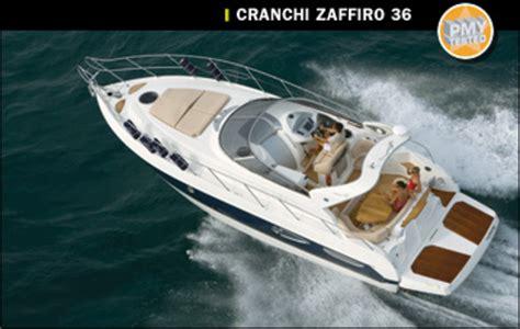 cranchi zaffiro  power motoryacht
