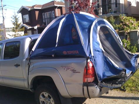 tacoma bed tent fs toyota bed tent tacoma world
