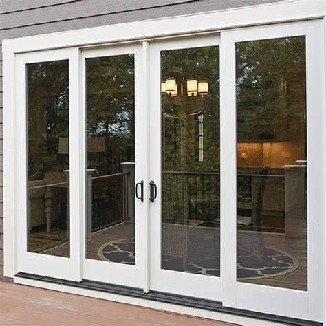 400 a series hinged wood doors patio doors clevernest
