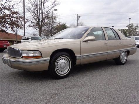 how can i learn about cars 1996 buick park avenue transmission control purchase used a collectors item 1996 buick roadmaster in roswell georgia united states for