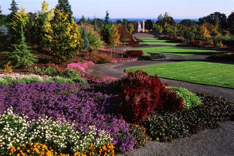 Oregon Botanical Gardens Top 10 Most Underrated Attractions In The Northwest