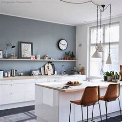 Kitchen Wall Colour Ideas open plan kitchen kitchen ideas kitchen colors blue walls kitchen grey