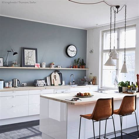 wall colors for kitchens with white cabinets 17 best ideas about blue wall colors on blue