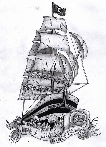 tall ship tattoo designs 2679205193 926d1cdd3f z jpg