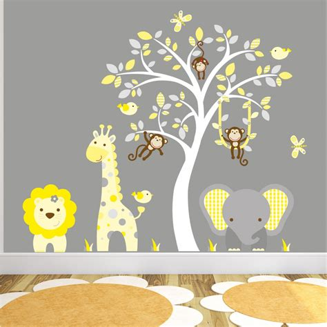 wall stickers for a nursery wall stickers for nursery peenmedia