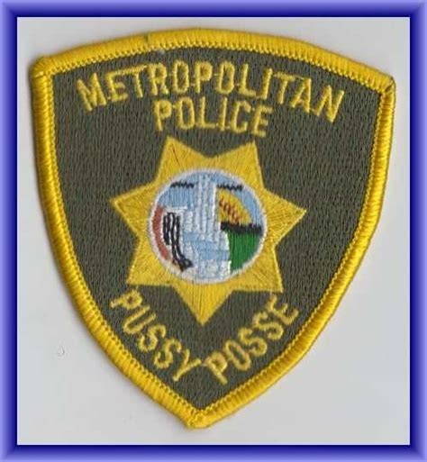 Lvmpd Arrest Records Patch Collection