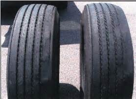 Trailer Tire Tread Wear Patterns What Your Treads Are Trying To Tell You