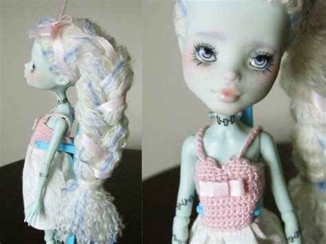Handmade High - 9 best images about custom mh dolls on yarns