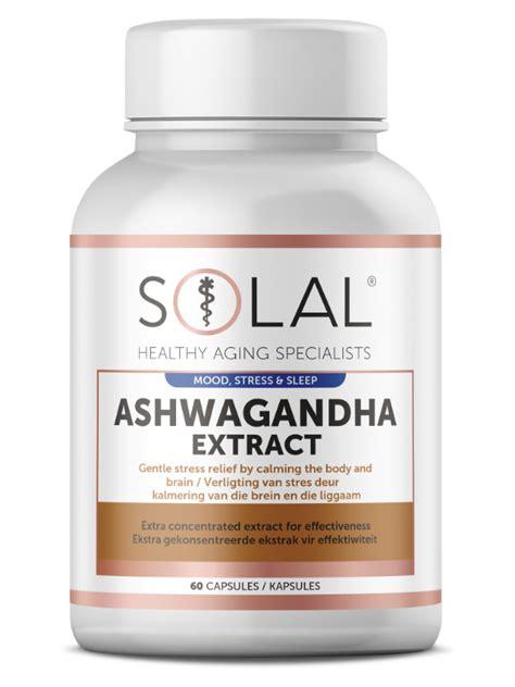 Ksm 66 Ashwagandha Extract Konsentrasi Dan Stress Reduction Herbal ashwagandha solal vitamins supplements