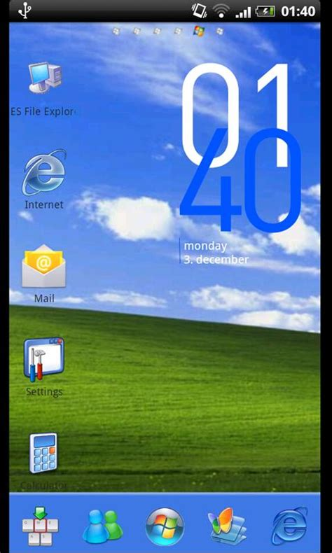 themes windows 10 apk windows xp ခ စ သ မ အတ က go launcher ex theme windows