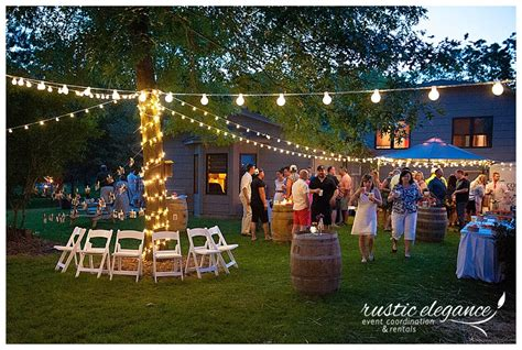 Wedding Planner Mn by Backyard Wedding Lissa Brett Mn Wedding Planner