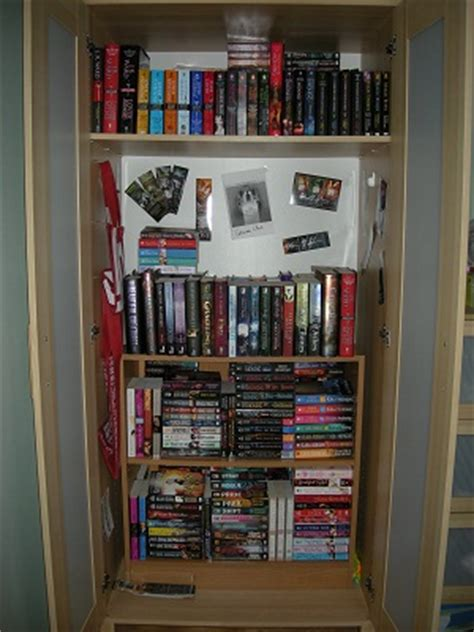Book Closet by Question Why Do We Keep Buying More Books