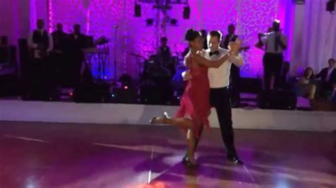 Best Wedding Argentine Tango Ever Made   YouTube