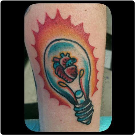 broken lantern tattoo broken lantern tattoos nick light bulb