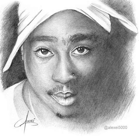 Drawing 2pac by The World S Catalog Of Ideas