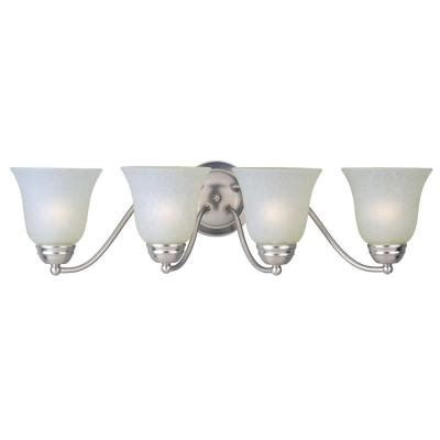 maxim lighting basix ee 4 light bath vanity 85134icsn