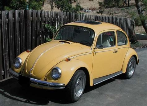 volkswagen buggy yellow seller of cars 1969 volkswagen beetle