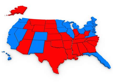 united states map showing and blue states blue states bigger pension debts than states