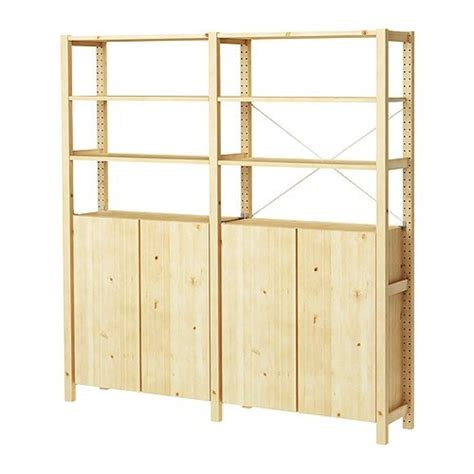 ikea garage shelving 10 easy pieces garage storage units gardenista