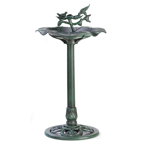 wholesale verdigris birdbath buy wholesale bird baths