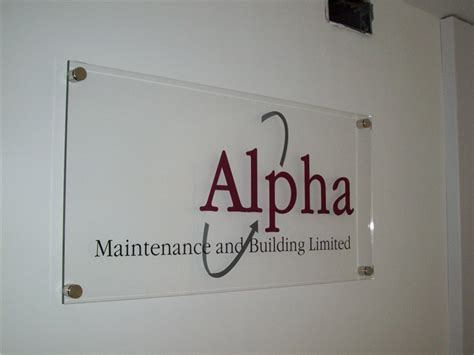 Home Designs In Queensland by Acrylic Signs Inhouse Signs