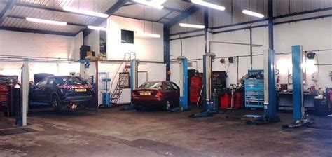 the garage service and mot centre in milton keynes