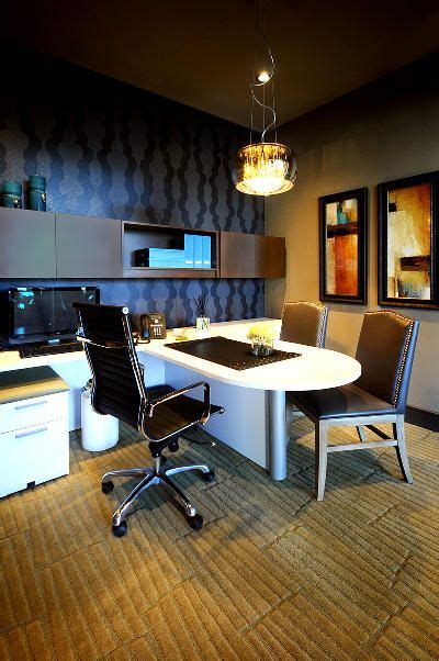 Apartment Leasing Office Design 1000 Images About Offices On Rustic Chic