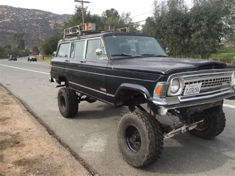 1970 Jeep Wagoneer For Sale 1970 Jeep Grand Wagoneer 455ci Buick V8 For Sale In Alpine