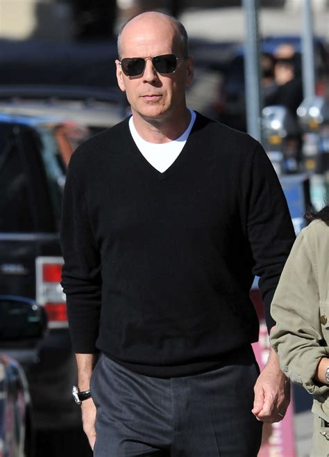 Is Bruce Willis Going Out With by Bruce Willis Photos Photos Bruce Willis And Heming