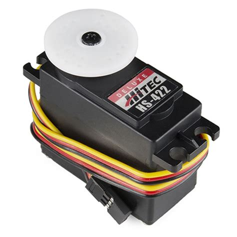 how to work servo motor servo motors robotshop