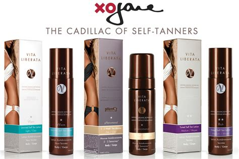Will You Buy Lilos Line Of Self Tanners xojane world s best self vita liberata