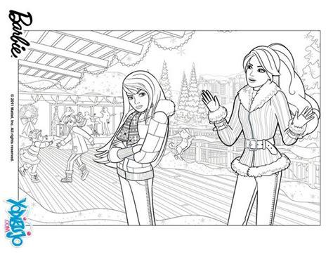 chelsea barbie coloring pages dibujos para colorear skipper y barbie es hellokids com