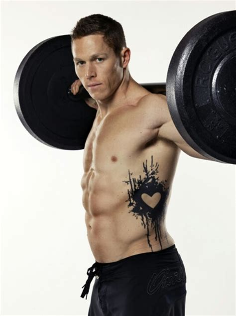 crossfit tattoo 125 best images about crossfit athletes on pinterest