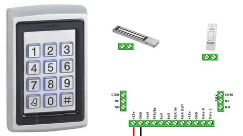 3 wire intercom systems wiring diagram security systems