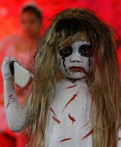 Top 10 scary halloween costumes for females ghosts aliens monsters
