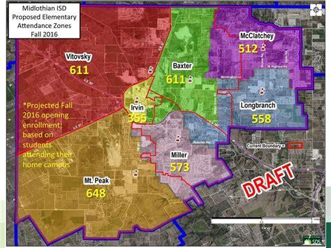 map of midlothian texas misd new elementary zoning map news midlothian mirror midlothian tx