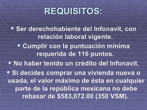 requisitos de cedatu requisitos de credito
