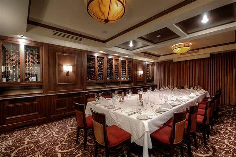 Dining Room Attendant Edmonton Edmonton Dining Rooms At Ruth S Chris Steakhouse