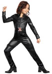 halloween costume black widow girls deluxe black widow costume