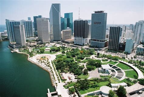 parks miami bayfront park downtown overtown parks and outdoors