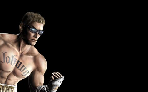 Mortal Kombat Johnny Cage Wallpaper