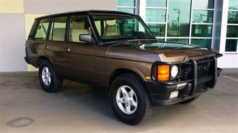 how to work on cars 1995 land rover discovery engine control dietzmotorcraft 1995 land rover range rover classic swb