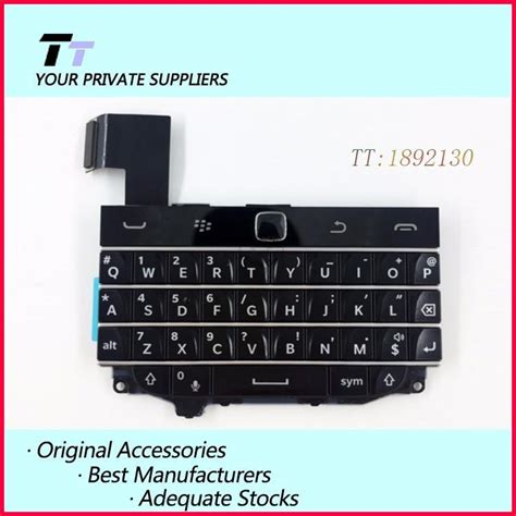 Keypad Blackberry Q20 brand new keypad key board with connector flex cable for blackberry classic q20 keyboard housing