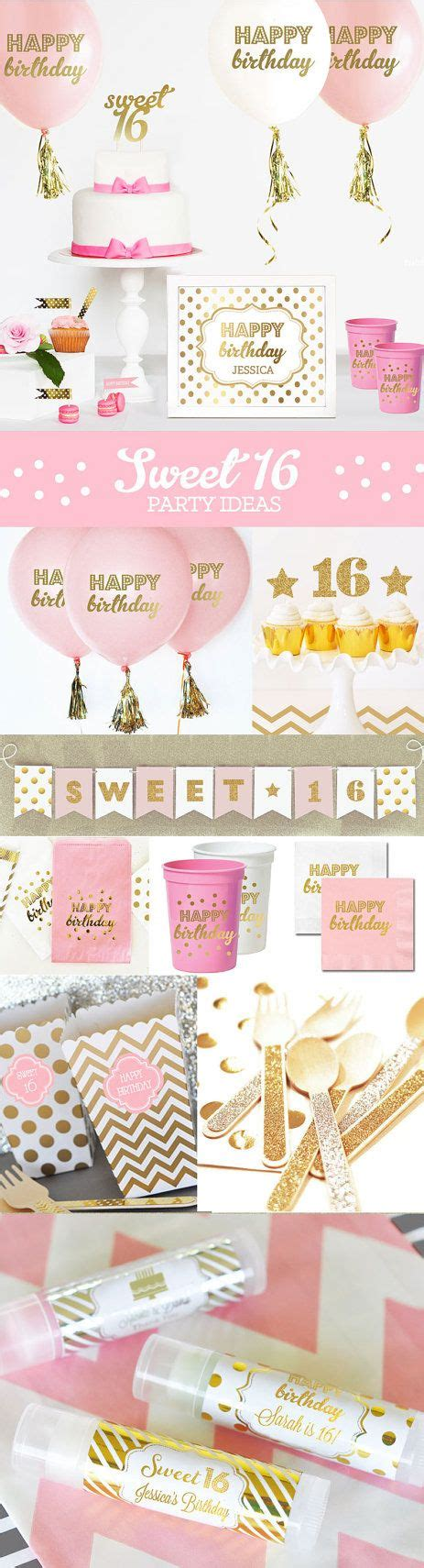 Sweet 16 Birthday Giveaways - best 25 sweet 16 parties ideas on pinterest sweet sixteen sweet 16 party themes
