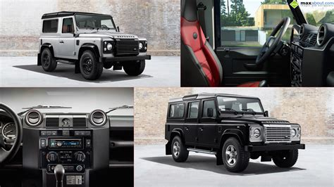 2017 Land Rover Defender Black Silver Price 2017 2018